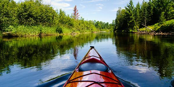 Kayak-river